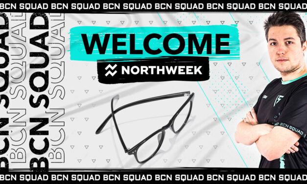 Northweek, el nuevo socio oficial del equipo BCN SQUAD