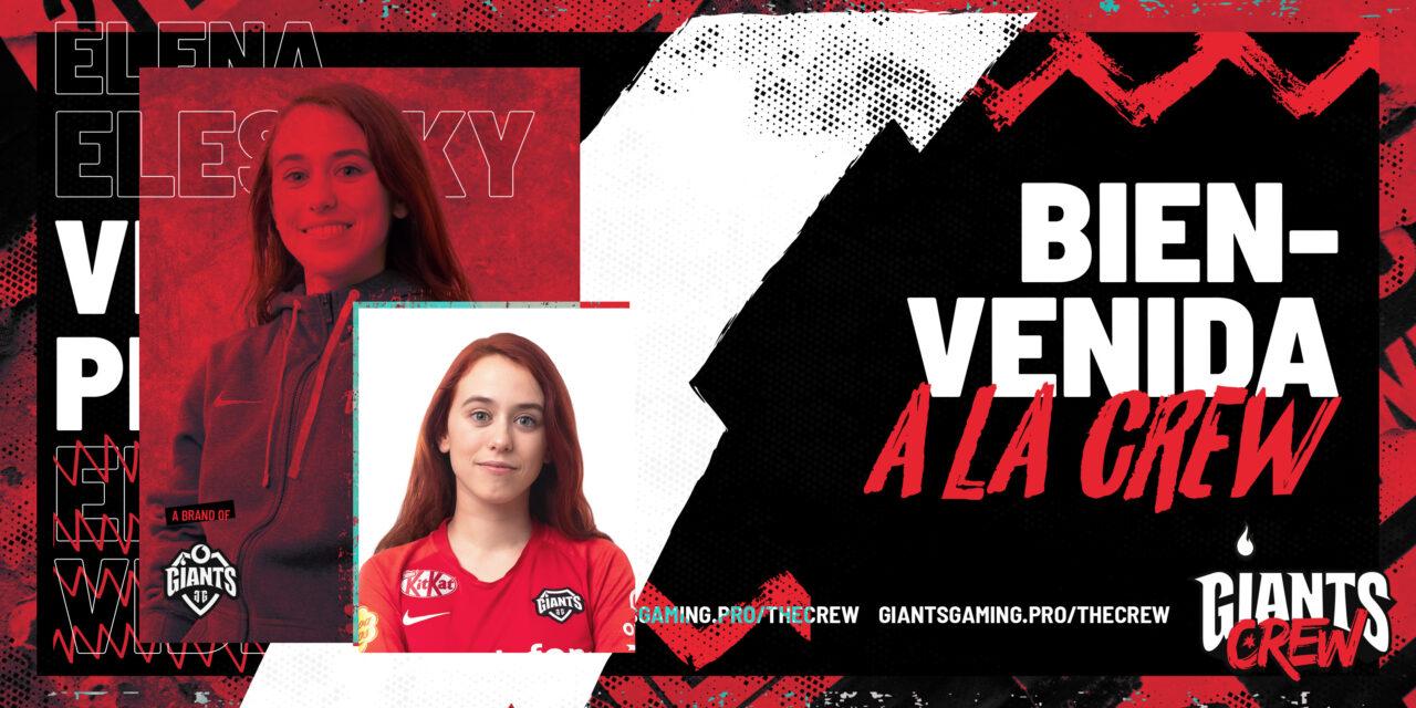 Vodafone Giants incorpora a sus filas el talento musical de Elesky
