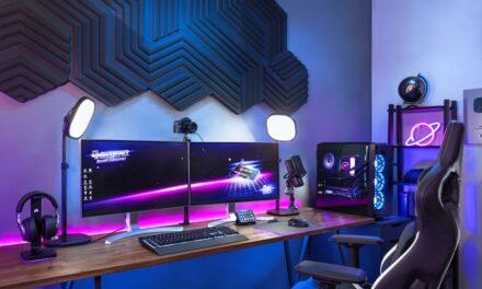 La marca de gaming Elgato lanza Light Strip y Wave Panels para la mejora del home studio