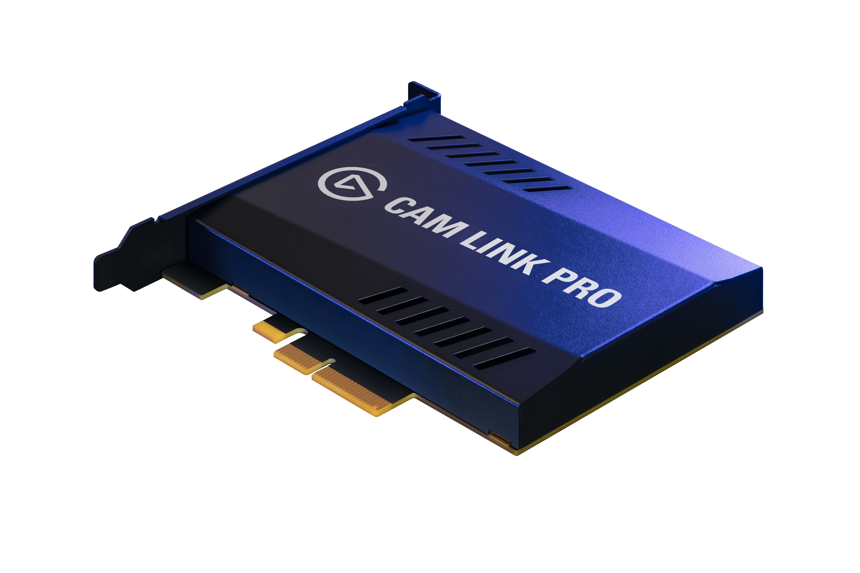 Producción multicámara más sencilla: Elgato lanza Cam Link Pro