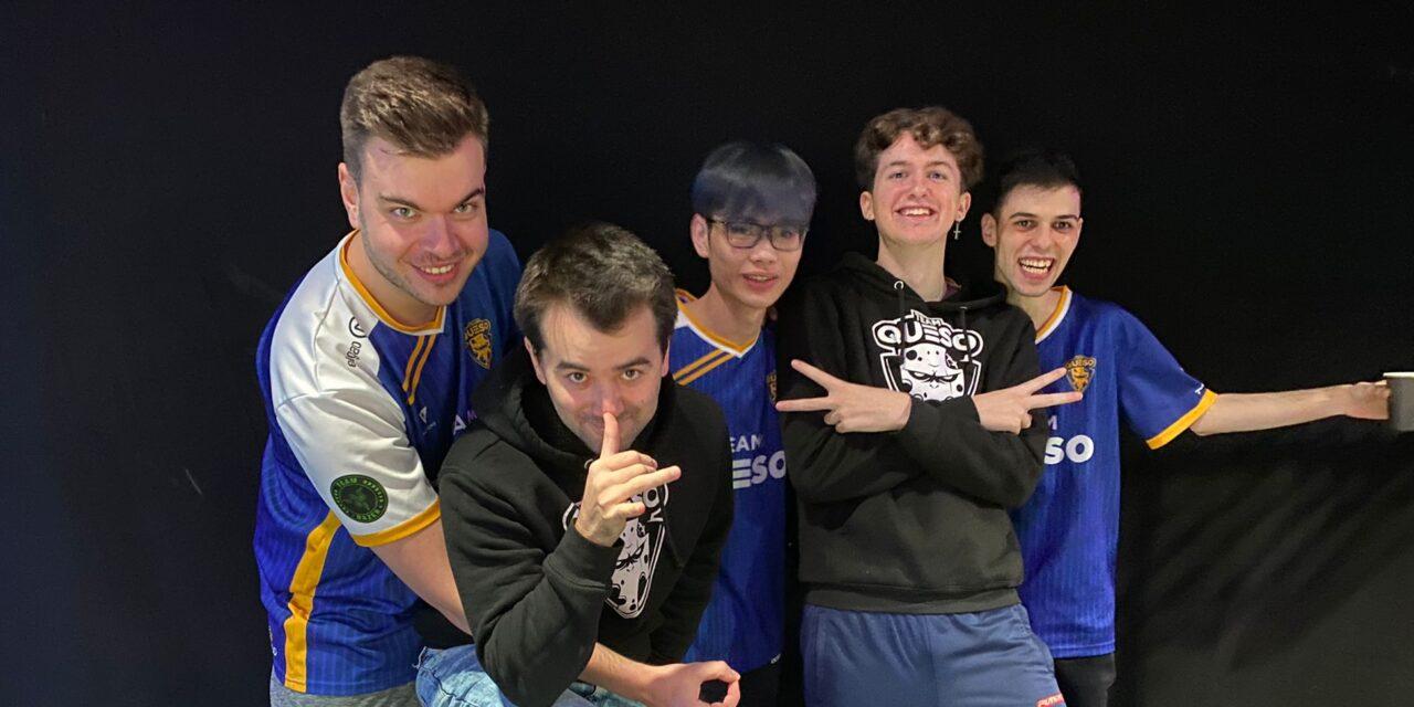 Team Queso se proclama campeón de Europa de Wild Rift