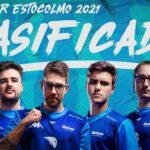 Movistar Riders hace historia en el CS:GO nacional clasificándose al pgl major stockholm 2021